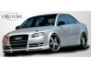 Couture 2006-2008 Audi A4 A-Tech Kit - Includes A-Tech Front Lip Spoiler (106896) A-Tech Side Skirts (106897) A-Tech Rear deffuser (106898) 106977