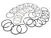 Omix-ada Piston Ring Set (3.8L or 4.2L), Standard, 1972-1990 Models 17430.19