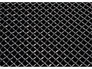 "T-REX  Stainless Steel Wire Mesh Flat - Polished - 12""x40"" - Mesh Size = 3 Squares per Inch POLISHED 54009"
