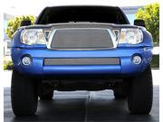 T-REX 2011-2011 Toyota Tacoma Billet Side Vent Inserts - 2 Pc (9 Bars Each) POLISHED 20937