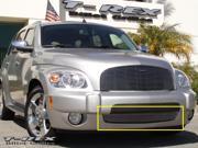 T-REX 2006-2011 Chevrolet HHR Bumper Billet Grille POLISHED 25090