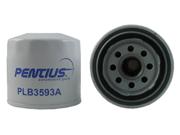 Pentius PLB3593A Red Premium Line Spin-On Oil Filter Acura,Chevrolet,Dodge,Ford,Geo,Honda Accord,Hyundai,Isuzu,Kia,Mazda,Pontiac