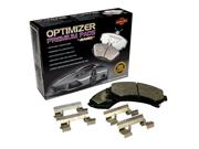 Optimizer Premium Ceramic Disc Brake Pad CFD824