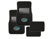 Pilot Automotive Collegiate Floor Mat Florida 4 Piece Set FM-915