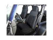 Rugged Ridge 13242.01 Custom Fit Poly-Cotton Seat Cover