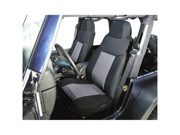 Rugged Ridge 13241.09 Custom Fit Poly-Cotton Seat Cover