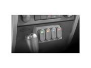 Rugged Ridge 17235.85 Low Switch Panel Kit
