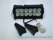"Race Sport 8""  36watt led light bar RS-LED-36W"
