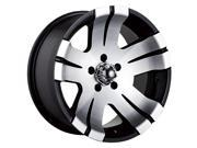 ION STYLE 138 15x8 5X120.65 25mm 83.82mm Wheels 138-5861M25