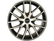 TOUREN TR60 20x8.5 5X110/5X115 40mm 72.62mm Wheels 3260-2811B