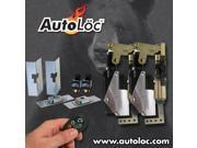 Autoloc Large Power Bear Claw Door Latches With Remotes BCLGPR