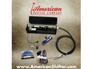 American Shifter Power Remote Mount Emergency Brake Kit With 1 Touch ASCPB02