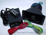Race Sport 100DB Loud Speaker PA system RSCJB100DA