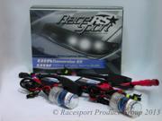 Race Sport 3157 Spyder WHITE 5050 3157-SPY-YELLOW