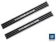 10-12 Chevrolet Camaro Defenderworx Door Sills Two-Tone Set of 2 CT-1013