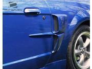 1999-2004 Ford Mustang Duraflex CVX Side Scoops 102074