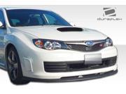 2008-2010 Subaru Impreza WRX STI Duraflex GT Spec Front Lip Spoiler 105946