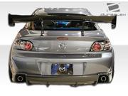 2004-2008 Mazda RX-8 Duraflex M-1 Speed Rear Lip Spoiler 100583