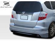 2009-2012 Honda Fit Duraflex Type M Rear Lip Spoiler 106931