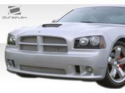 2006-2010 Dodge Charger Duraflex SRT Look Front Bumper 104850