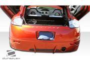 2006-2008 Mitsubishi Eclipse Duraflex Racer Rear Lip Spoiler 102274