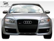 2006-2008 Audi A4 4DR Duraflex RS4 Wide Body Front Bumper 105317
