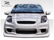 2007-2008 Toyota Yaris HB Duraflex I-Spec Front Bumper Cover - 1 Piece 106974