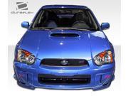 2004-2005 Subaru Impreza WRX Duraflex STI Look Front Bumper 103186
