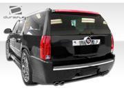 2007-2011 Cadillac Escalade ESV Duraflex Platinum Rear Bumper 105934