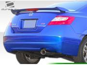 2006-2011 Honda Civic 2DR Duraflex Type M Rear Lip Spoiler 106104