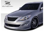 2009-2012 Hyundai Genesis 4DR Duraflex Executive Front Lip Spoiler 106369