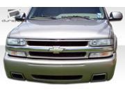 2000-2006 Chevrolet Tahoe Suburban Silverado Duraflex SS Front Bumper 105243