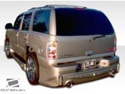 2001-2006 GMC Denali Duraflex Platinum Rear Bumper (Will not fit XL) 100343