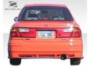 1995-1998 Mazda Protege Duraflex Type M Rear Bumper 101620