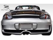 1997-2004 Porsche Boxster Duraflex Maston Rear Bumper 104994