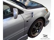 2002-2005 Honda Civic HB Duraflex X-2 Fenders 100356