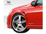 2005-2010 Chevrolet Cobalt Pontiac G5 Duraflex GT Concept Fenders 104387