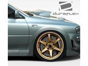1993-2001 Subaru Impreza Duraflex I-Design 2 Wide Body Front Fenders 106616