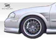 2000-2003 Nissan Maxima Duraflex GT Concept Fenders 106215