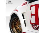 2006-2008 Volkswagen GTI Rabbit 2DR Duraflex Hot Wheels Wide Body Front Fenders 103364