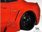 2010-2012 Chevrolet Camaro Duraflex Hot Wheels Wide Body Rear Fender Flares 105818