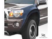 "2005-2012 Toyota Tacoma Duraflex 6"" Bulge Front Fenders 106470"