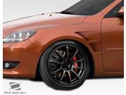 2004-2009 Mazda3 HB Duraflex GT Concept Fenders 106200