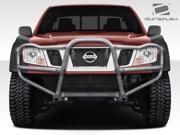 """2005-2012 Nissan Frontier Duraflex 3.5"""" Bulge Front Fenders 106472"""