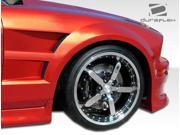 2005-2009 Ford Mustang Duraflex GT Concept Fenders 104386
