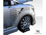 2008-2012 Scion xB Duraflex GT Concept Fenders 103873