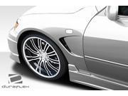 2000-2005 Lexus IS Series Duraflex C-Speed Fenders 107771
