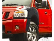 "2004-2012 Nissan Titan Duraflex 4"" Bulge Front Fenders 106473"