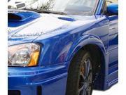 2004-2005 Subaru Impreza 4DR Duraflex C-GT Wide Body Front Fenders 105434