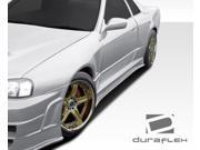 1989-1994 Nissan Skyline 2DR Duraflex R324 Conversion Side Skirts 106601